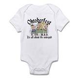 Funny Oktoberfest Infant Creeper
