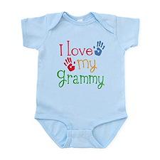 I Love Grammy Infant Bodysuit