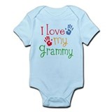 I Love Grammy Onesie