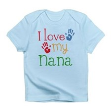 I Love Nana Infant T-Shirt