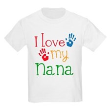 I Love Nana T-Shirt