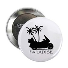"Wing in Paradise 2.25"" Button (100 pack)"