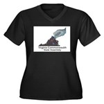 Virginia Commonwealth Assembly Women's Plus Size V
