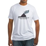 Virginia Commonwealth Assembly Fitted T-Shirt