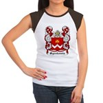 Syrokomia Coat of Arms Women's Cap Sleeve T-Shirt