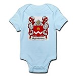 Syrokomia Coat of Arms Infant Creeper