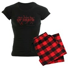 Blood Stained Rag of DEATH Women's Pajamas