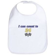 """Count to 24"" Bib"