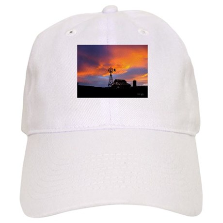 Sunset on the Farm Cap