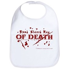 Blood Stained Rag of DEATH Bib