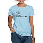 good books Women's Light T-Shirt