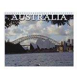 Australia Wall Calendar
