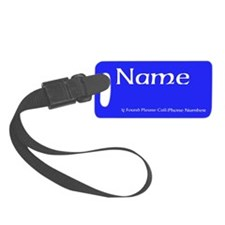 Cute Personalizable Luggage Tag