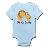 I Heart My Daddy Infant Bodysuit