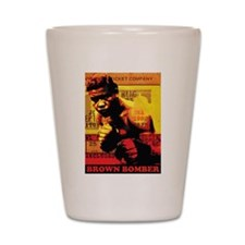 Joe Louis - Brown Bomber Shot Glass