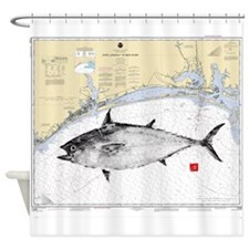nC albie Shower Curtain