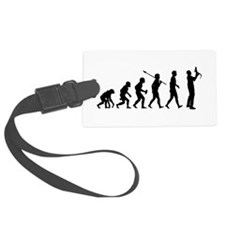 Bearded Dragon Lover Luggage Tag