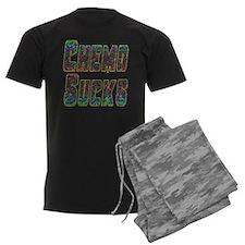 chemo sucks acid colors Pajamas