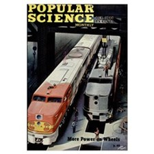 Popular Science Cover, October 1946