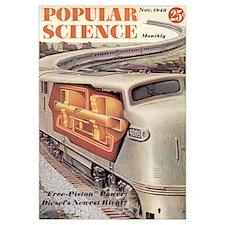 Popular Science Cover, November 1948
