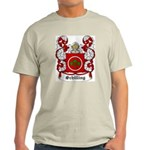 Schilling Coat of Arms Ash Grey T-Shirt