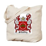 Schilling Coat of Arms Tote Bag