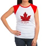 Red Maple Leaf Tee
