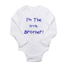 Im Little Brother Onesie Romper Suit