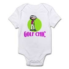 Golf Chic Infant Creeper