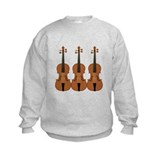 Three Violins Sweatshirt