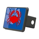 Crab Rectangular Hitch Cover