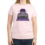 Trucker Rhonda Women's Light T-Shirt