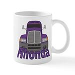 Trucker Rhonda Mug