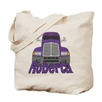 Trucker Roberta Tote Bag