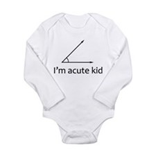 Im acute kid Baby Suit