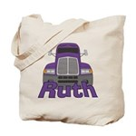 Trucker Ruth Tote Bag