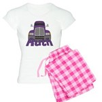 Trucker Ruth Women's Light Pajamas