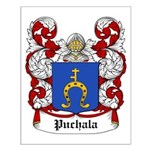 Puchala Coat of Arms Small Poster