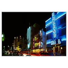 Art Deco Architecture Miami Beach FL