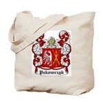 Pskowczyk Coat of Arms Tote Bag