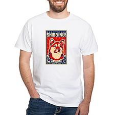 shiba_blk_tee T-Shirt