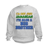 Not Just Jamaican Big Brother Sweatshirt