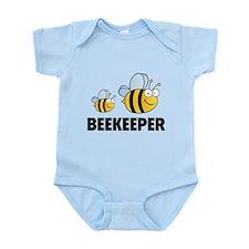 Beekeeper Infant Bodysuit