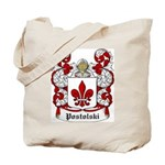 Postolski Coat of Arms Tote Bag