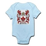 Postolski Coat of Arms Infant Creeper