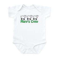 Wobbly Lamb Infant Creeper