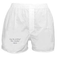 Go fly a kite?<br>Boxer Shorts