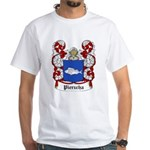 Pierzcha Coat of Arms White T-Shirt