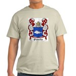 Pierzcha Coat of Arms Ash Grey T-Shirt