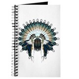 Native War Bonnet 02 Journal
